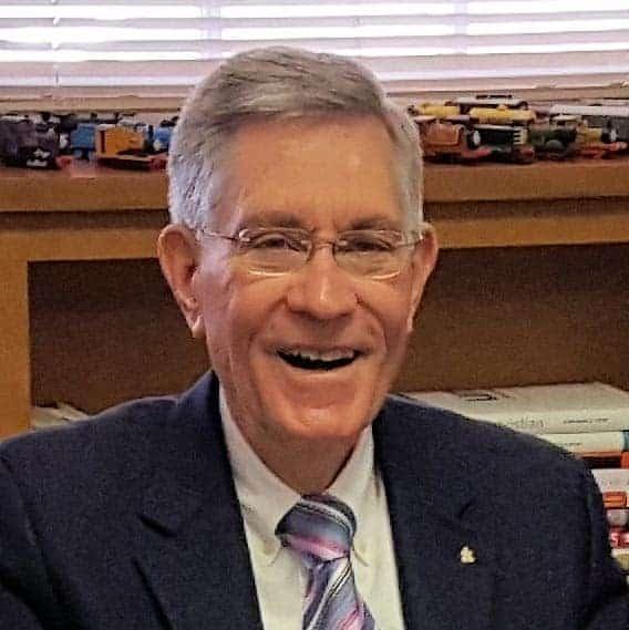 Rev. Kent E. Holmes